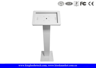 Security Freestanding Ipad Kiosk Stand For 18.4 Inch Samsung Galaxy Tablet